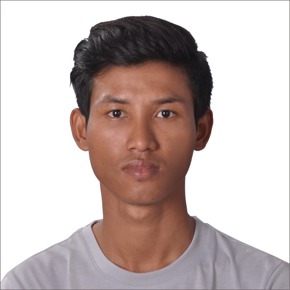 Naing Naing's Passport Photo 3
