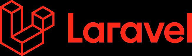 laravel-logolockup-rgb-red